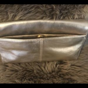 anthony melany Bags - Natural leather gold color